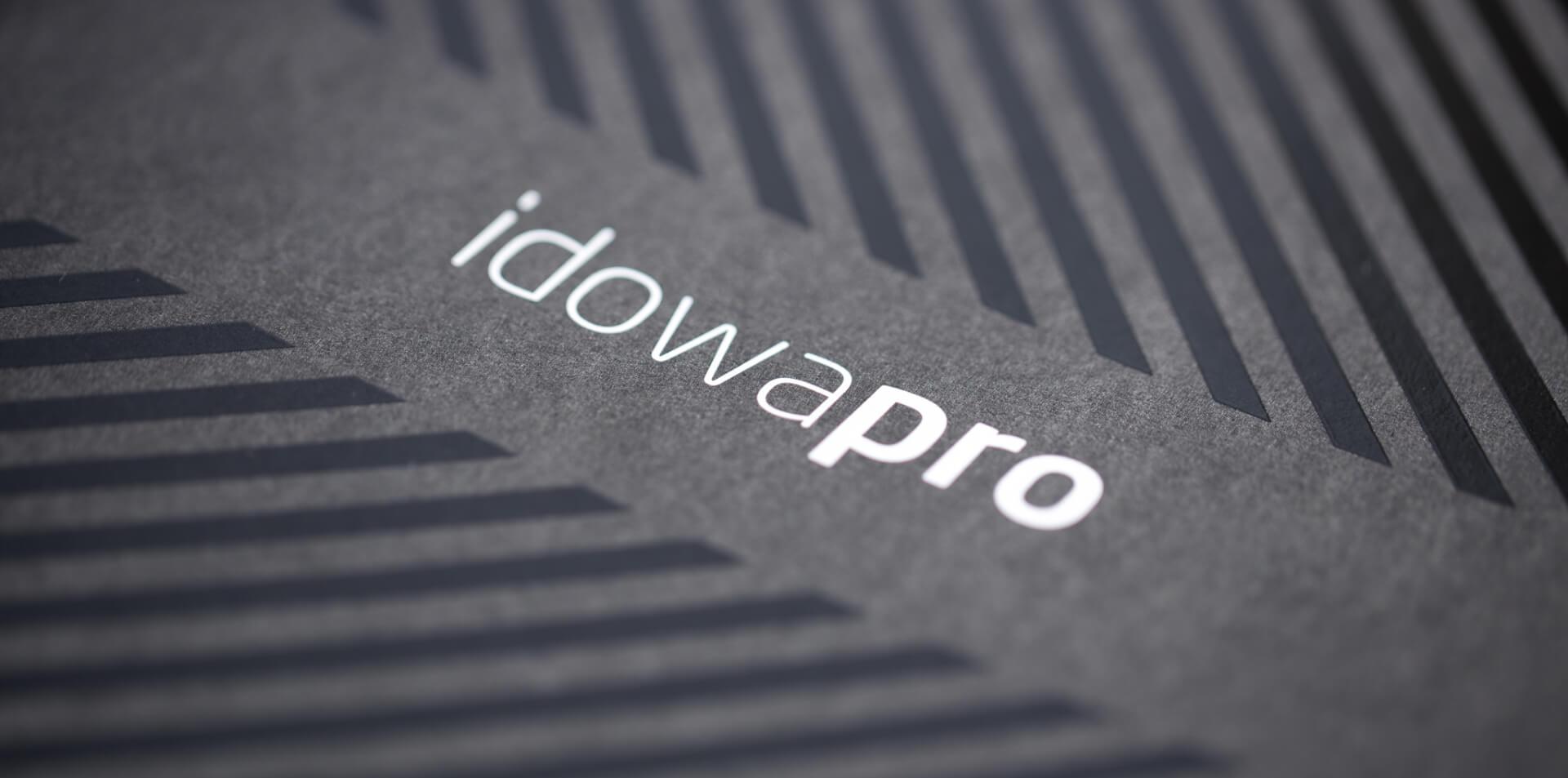 Kreatives Design bei idowapro!