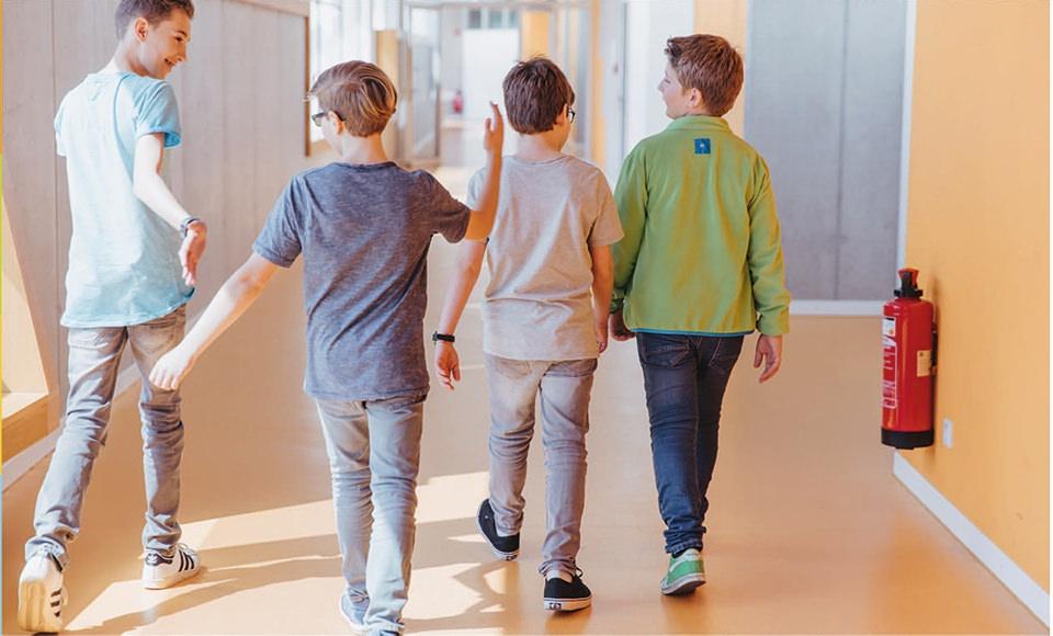 Gymnasium Ergolding – Freundschaft